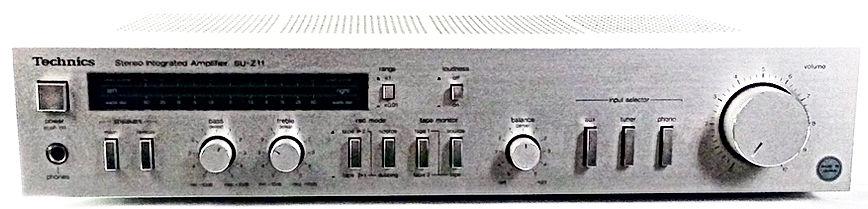 Technics SU-Z11 Amplifier