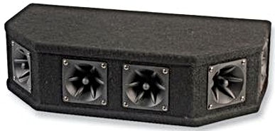 Pulse Peizo Tweeter Box