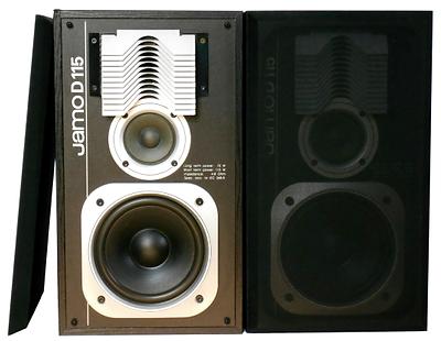 Jamo D-115 Speakers