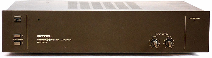 Rotel RB-1000 Power Amplifier