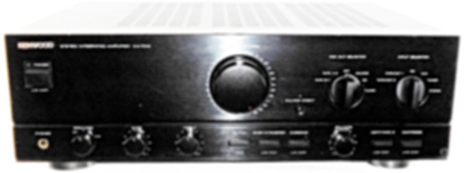 Kenwood KA-7010 Amplifier