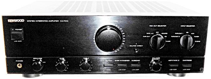Kenwood KA-7010 Amplifier