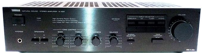 Yamaha A-420 Amplifier