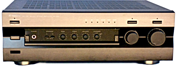 Yamaha AX-396 Amplifier