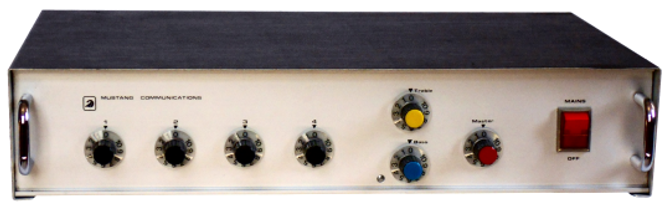 Mustang MM-A1404 PA Amplifier