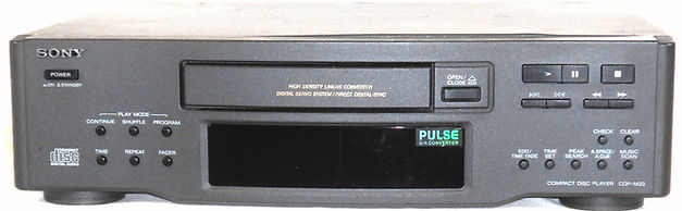 SONY CDP-M33 CD Player
