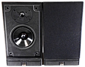 Mordaunt Sort MS-20i Speakers