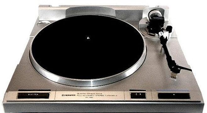 Pioneer PL-640 Turntable