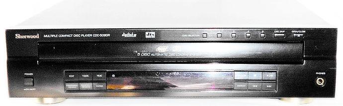 Sherwood CDC-5090R CD Player