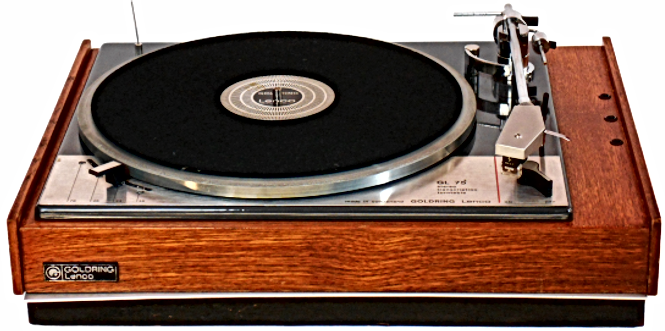 Goldring GL75 Turntable