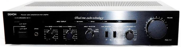 Denon PMA-717 Amplifier