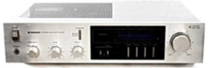 Pioneer SA-520 Amplifier
