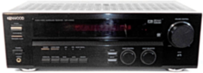 Kenwood KRF-V4060D Receiver