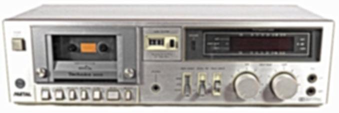 Technics RS-M215 Cassette Deck