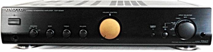 Kenwood KAF-300 Amplifier