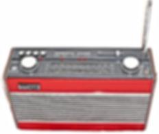 Roberts R-800 Radio