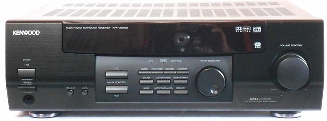 Kenwood KRF-V5050D Receiver