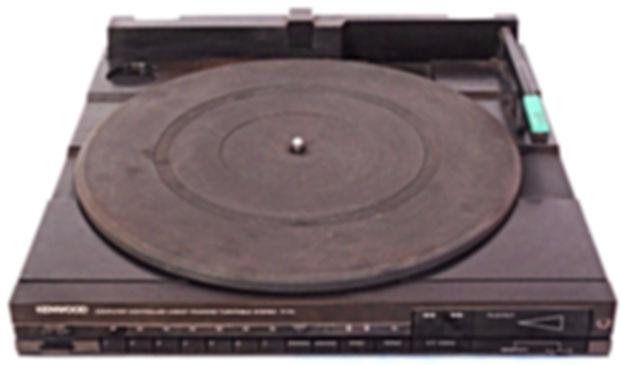 Kenwood P-7X Turntable