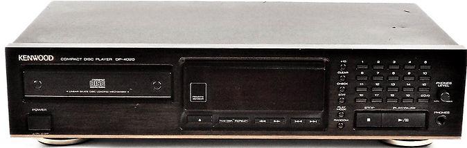 Kenwood DP-4020 CD Player