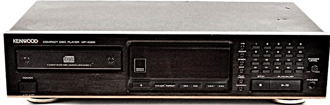Kenwood DP-4020 CD Player