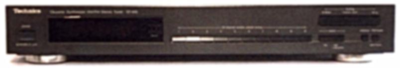 Technics ST-610L Tuner
