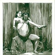 Femme et démon