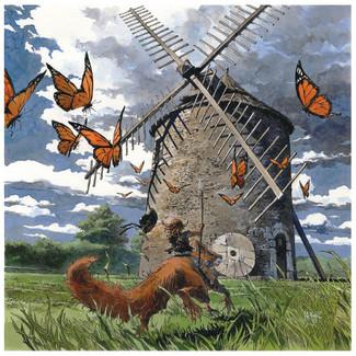 Le Moulin de Kercousquet