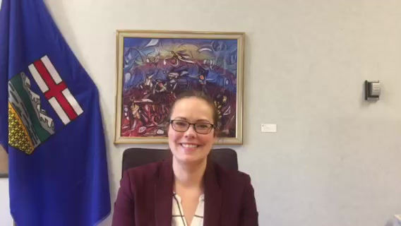 Message from the Honourable Minister Ganley - Alberta Justice and Solicitor General