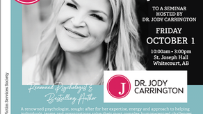 Seminar With Dr. Jody Carrington - Mental F*cking What?