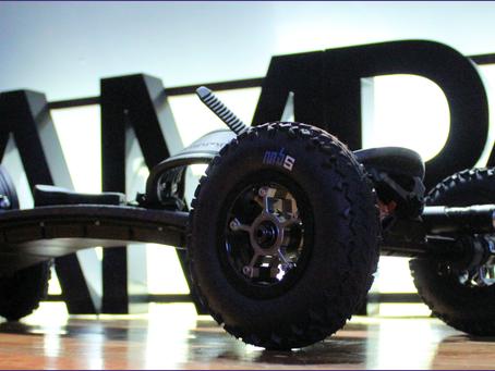 BigFoot Carbon EMB Build