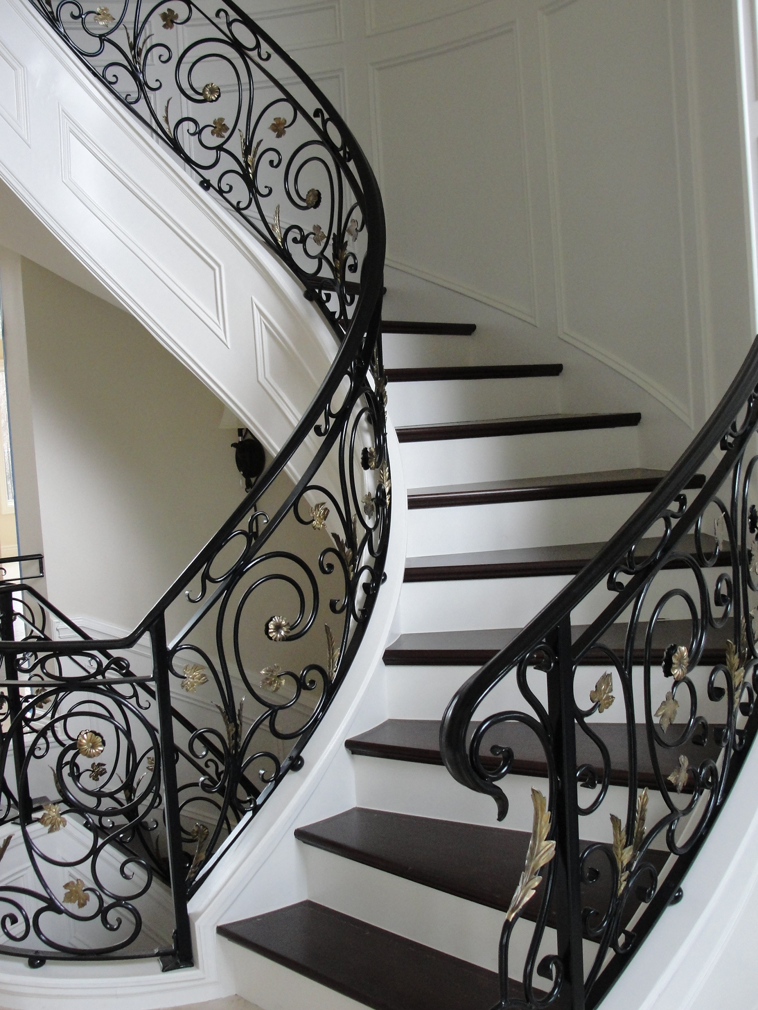 Stair designs by TM