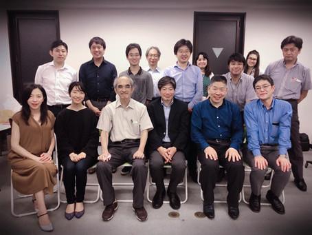 【6/20 NECシンガポール研究所長講演】殻破り道場オフサイト会