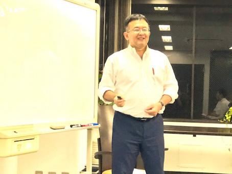 【9/18 武田薬品 IRグローバルヘッド講演】からやぶりり道場