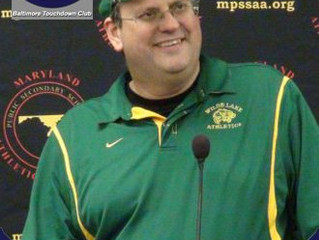 Harrison named BTC Coach of the Week after win over River Hill