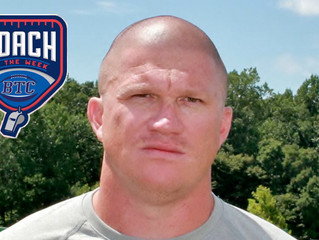 Arundel's Walsh is BTC Coach of the Week