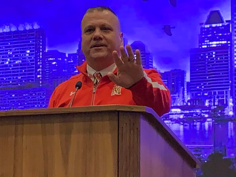 St. Paul's School coach Scott Ripley will be the head coach for Team Maryland in the 2019 Big 33 Classic.