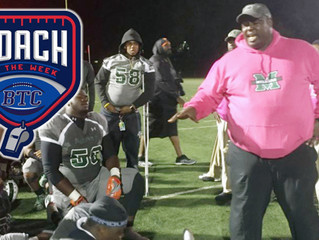 Milford Mill's Reggie White is the BTC Coach of the Week