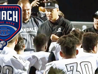 Oakdale's Stein is the BTC Coach of the Week