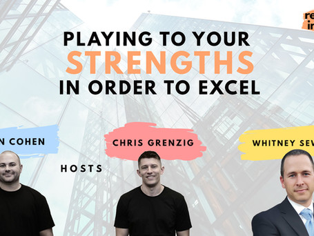 Ep 158: Playing to Your Strengths in Order to Excel with Whitney Sewell