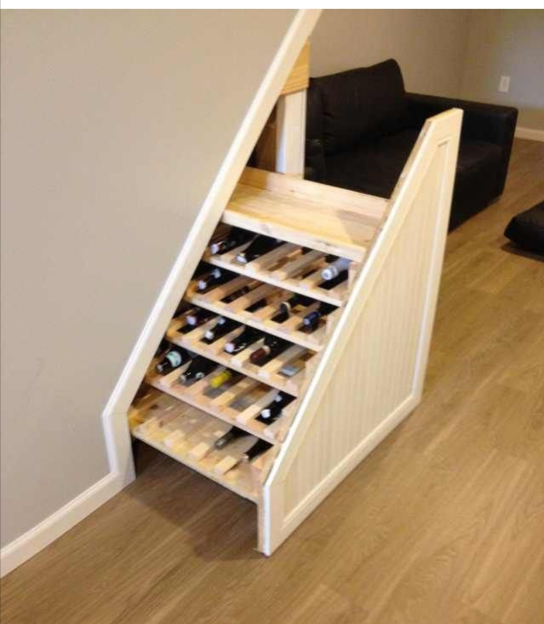 secret wine stash
