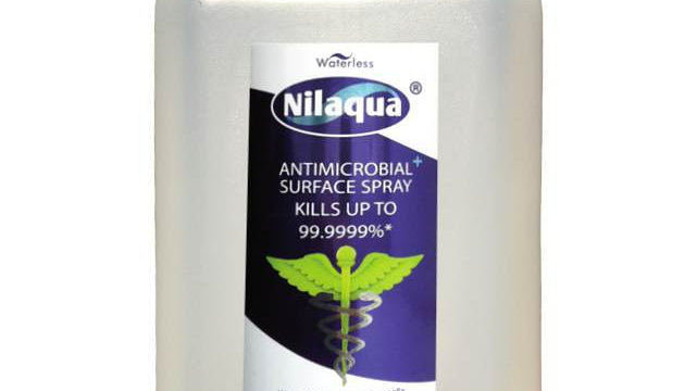 Nilaqua Antimicrobial Surface Spray Refill 5l