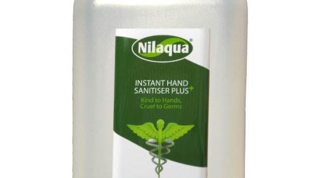 Nilaqua Hand Sanitiser Plus Refill 5l