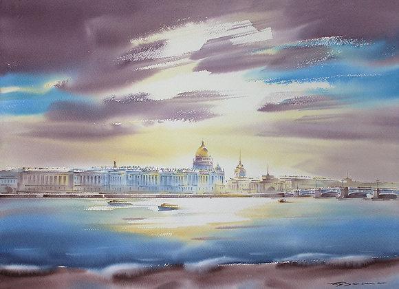 "Константин Кузема ""Планета Петербург"""