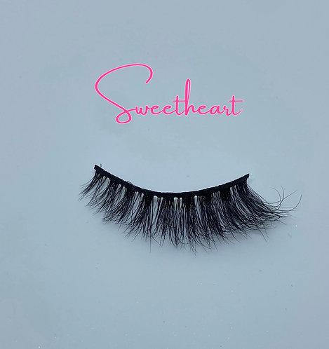 'Sweetheart' 3D Mink Eyelashes