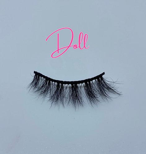 'Doll' 3D Mink Eyelashes