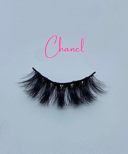 'Chanel' 3D Mink Eyelashes