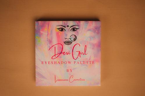 Desi Girl Eyeshadow Palette
