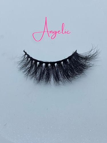 'Angelic' 3D Mink Eyelashes
