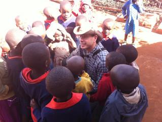 My Kenyan Adventure Begins...