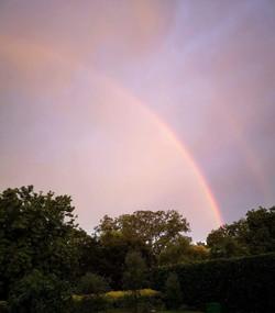Over the rainbow Feb 2020